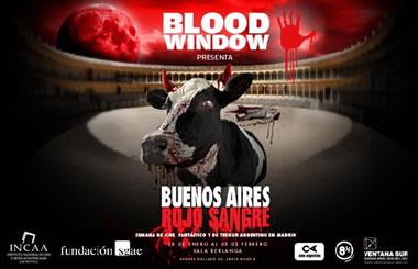 Buenos Aires Rojo Sangre. Semana de cine fantástico y de terror argentino en Madrid