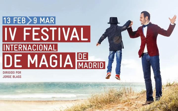 IV Festival Internacional de Magia de Madrid en el Circo Price