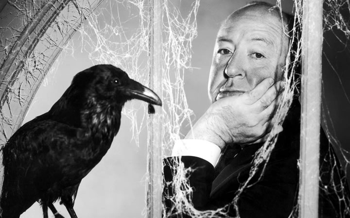Phenomena dedica un ciclo a Hitchcock, el maestro del suspense