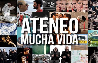 Festival Ateneo Mucha Vida, hasta el 30 de marzo en el Ateneo de Madrid