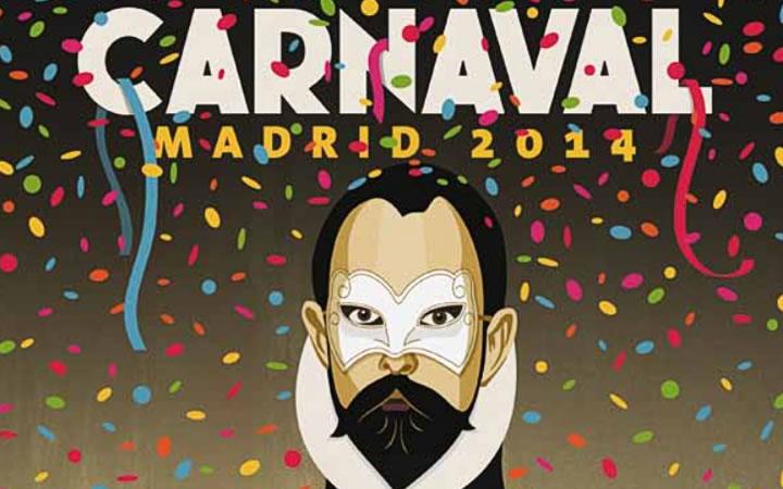 Programación Fiestas de Carnaval Madrid 2014