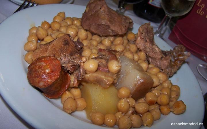 IV Ruta del Cocido Madrileño, del 14 de febrero al 31 de marzo de 2014