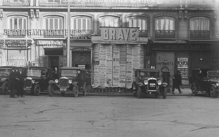 """Exposición """"Madrid 1910-1935"""" en Conde Duque"""