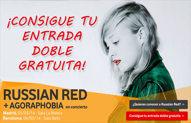 Russian Red gratis en La Riviera
