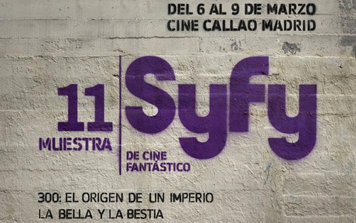 11ª Muestra Syfy de Cine Fantástico, del 6 al 9 de marzo de 2014