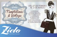 6ª Edición Feria TEMPTATIONS & VINTAGE THINGS en Zielo Shopping Pozuelo