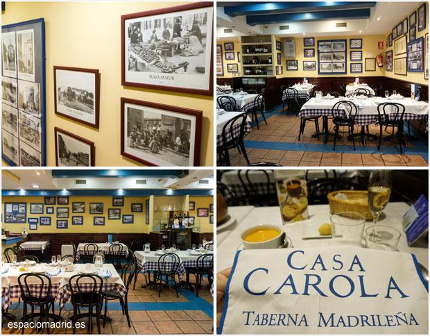 Casa-Carola Madrid