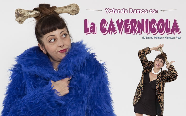 La Cavernícola en el Pequeño Teatro Gran Vía