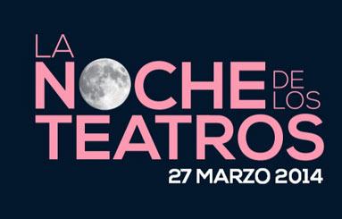 La Noche de los Teatros Madrid 2014, con descuentos hasta del 50%