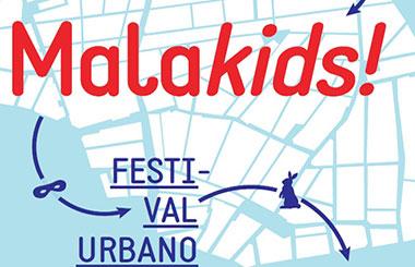 Malakids! más de 100 actividades para niños en Malasaña y Conde Duque