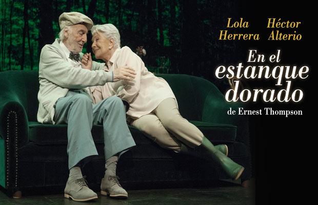"""Sorteamos 20 entradas dobles para """"En el estanque dorado"""" en el Teatro Bellas Artes"""