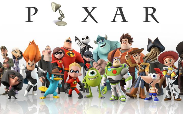 Exposición Pixar. 25 años de animación en Caixaforum Madrid