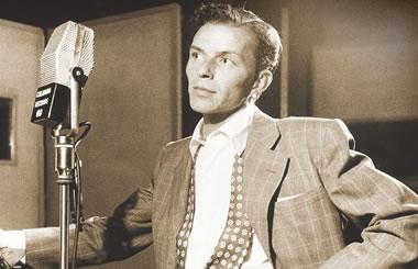 Homenaje a Frank Sinatra en el Teatro Sanpol el 29 de marzo