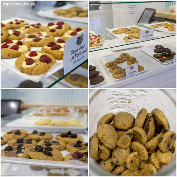 Afris Cookies Madrid