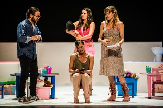La vida resuelta en el Teatro Infanta Isabel