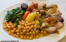 Sitios donde disfrutar de un buen cocido en Madrid
