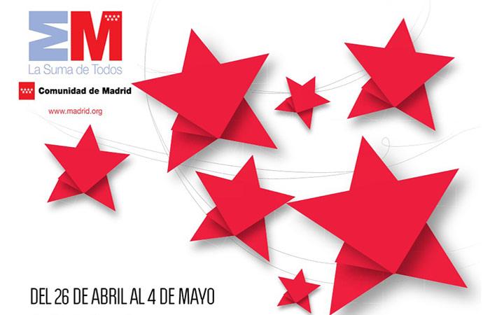 Programación Fiestas del 2 de Mayo MADRID 2014