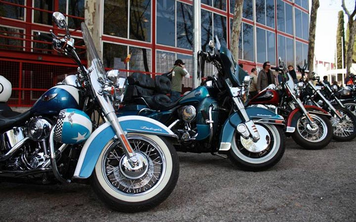 MOTOMADRID 2014, Salón Comercial de la motocicleta en Madrid