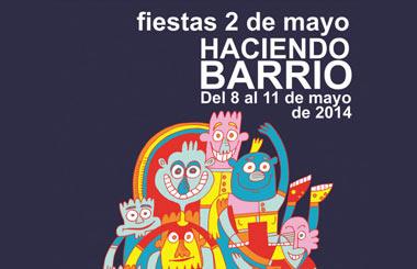 fiestas malasaña 2014