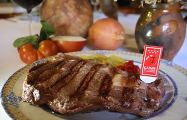 Jornadas Gastronómicas de la Carne de la Sierra de Guadarrama 2014