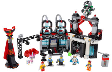 """Sorteamos """"La Guarida Maléfica de Megamalo"""" de LEGO"""