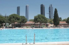 piscinas madrid