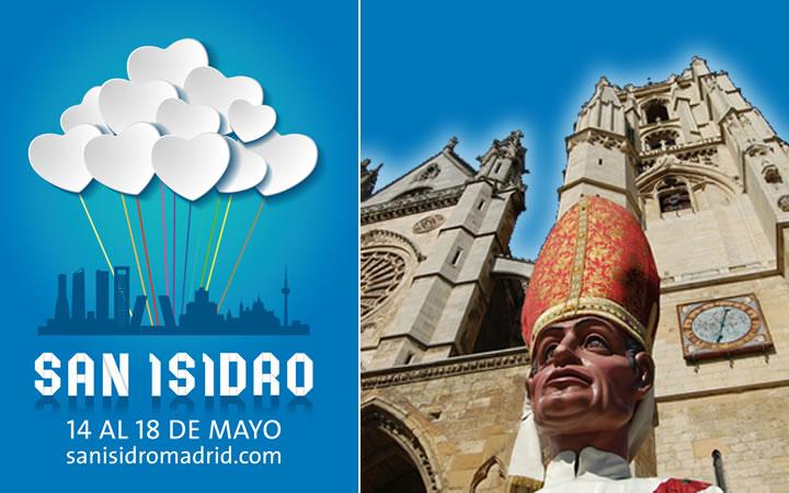 Fiestas de San Isidro Madrid 2014, del 14 al 18 de mayo