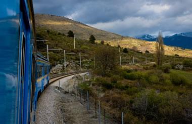 Tren histórico Río Eresma. Un viaje nostálgico a Segovia