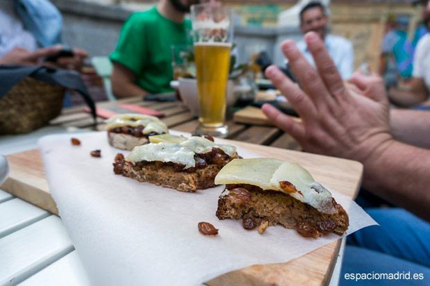 Maridaje de cerveza artesanal en MÜR CAFÉ