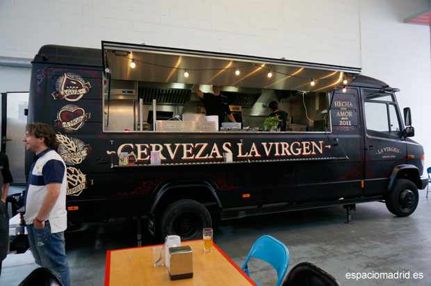 foodtruck la virgen