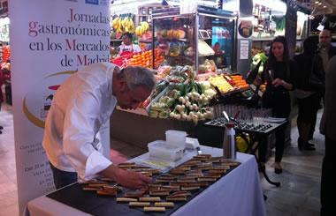 II Jornadas Gastronómicas en los Mercados de Madrid
