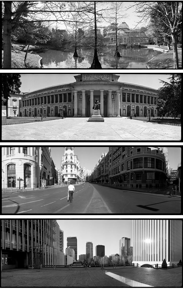 madrid panoramico