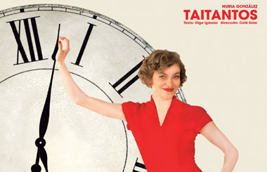 """Sorteamos 10 entradas dobles para """"TAITANTOS"""" en el Teatro Bellas Artes"""
