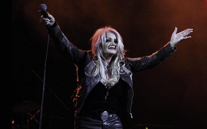 Concierto gratuito de Bonnie Tyler en las fiestas de Móstoles