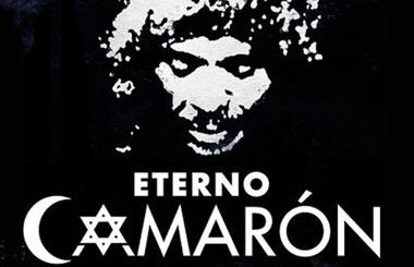 """Sorteamos 10 entradas dobles para """"ETERNO CAMARÓN"""" en el Teatro La Latina"""