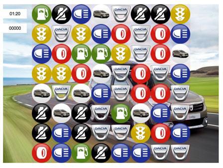 Demuestra tus reflejos con Dacia y gana interesantes premios