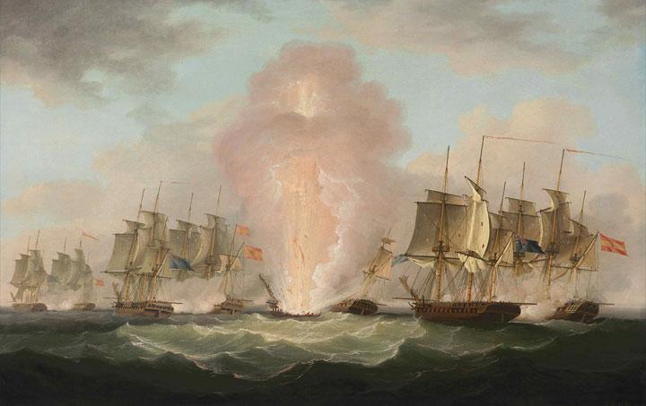 """""""El último viaje de la fragata Mercedes"""", exposición conjunta en El Museo Naval y el Museo Arqueológico"""