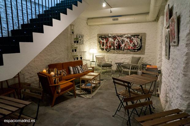 Ganz Café-Bistrot, cocina española con aire francés
