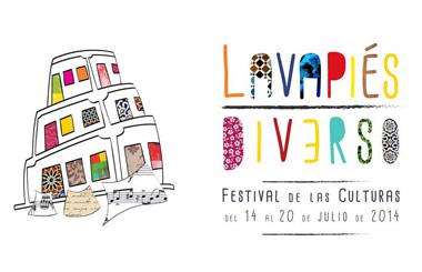 Lavapiés Diverso. Festival de las Culturas, del 14 al 20 de julio de 2014