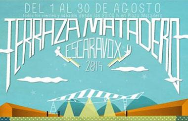 Oferta cultural gratuita en la terraza de Matadero Madrid durante el mes de agosto