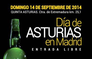 Celebra el Día de Asturias en Madrid con actividades gratuitas
