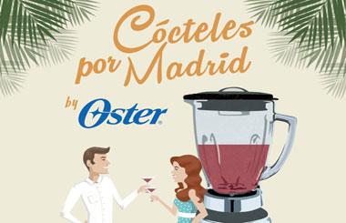 Ruta de Cócteles por Madrid by Oster