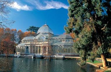 Tours Guiados a Parques de Madrid, otoño 2014