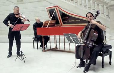 De Corelli a Manalt. Música de cámara del barroco tardío en la Biblioteca Nacional de España