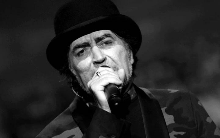 Concierto Joaquín Sabina en Madrid el 13 de diciembre de 2014