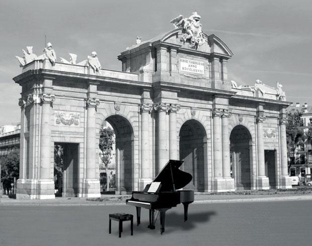 Madrid se llena de Pianos, pianos de cola que podrás tocar en plena calle Serrano