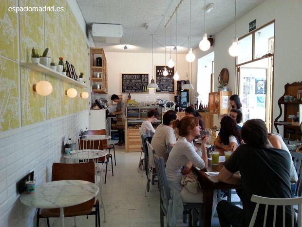 Martina Cocina, un espacio con encanto en la Plaza de Cascorro