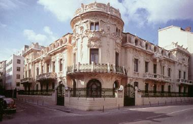 Jornada de puertas abiertas para visitar el Palacio de Longoria