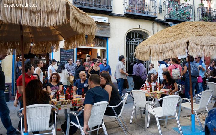 Las mejores tapas de Tapapiés 2014 en el madrileño barrio de Lavapiés