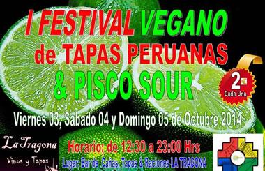 tapas veganas peruanas